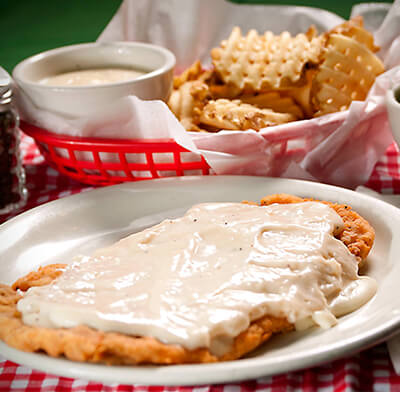 Bros. Houligan Chicken-Fried Steak
