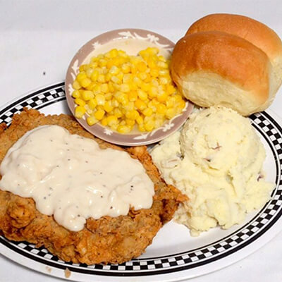 Tally's Chicken-Fried Steak