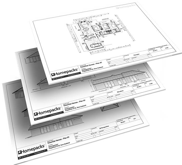House Plans Homepacks