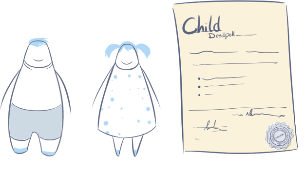 Child Deed Poll Service
