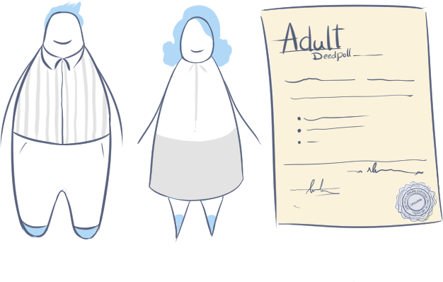 Adult Deed Poll Service