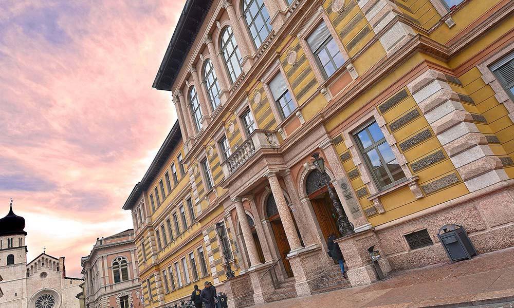 Università di Trento, Italy