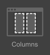 Webflow Columns
