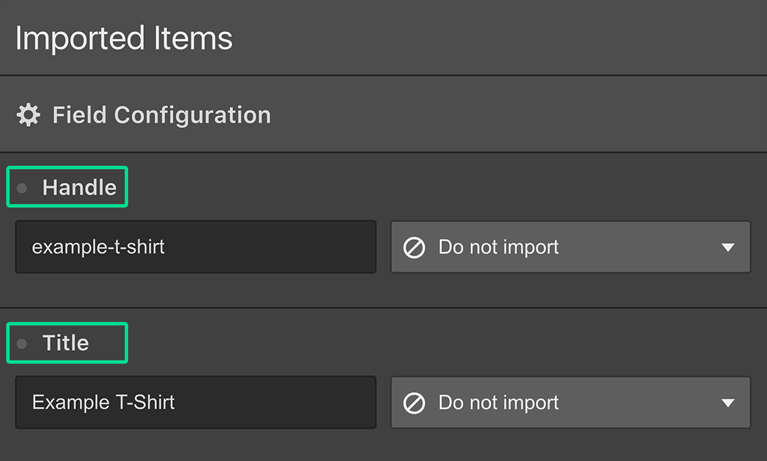 Importing Collection Items in Webflow