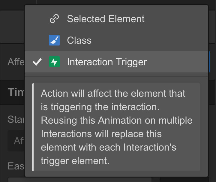 Triggers and animations | Webflow University