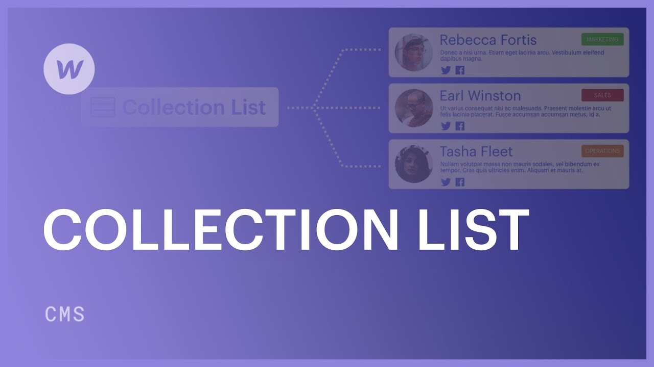 Collection List
