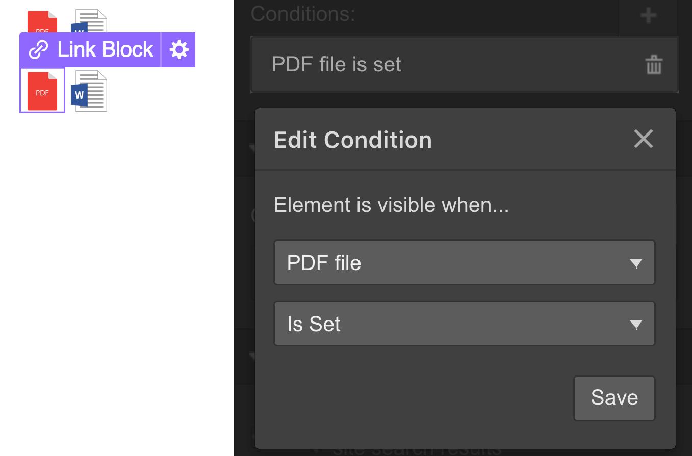 File field | Webflow University