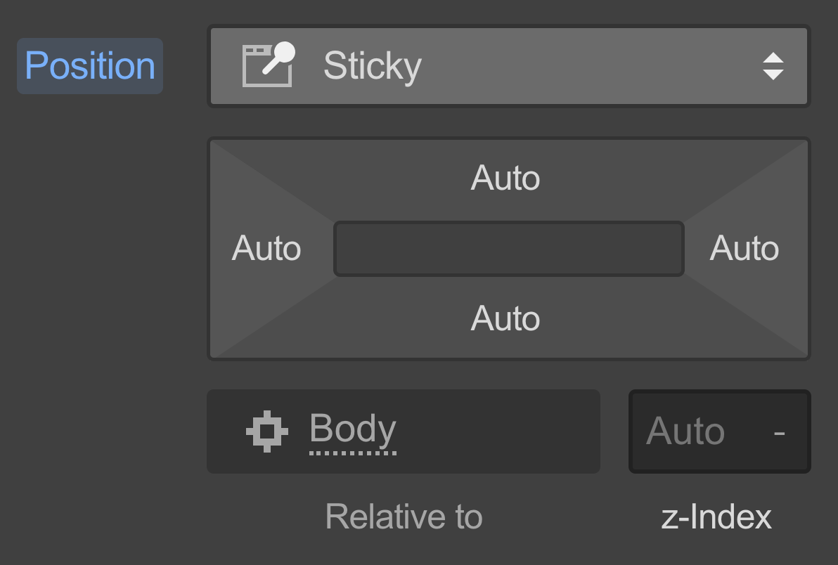 Position, floats and clear settings | Webflow University