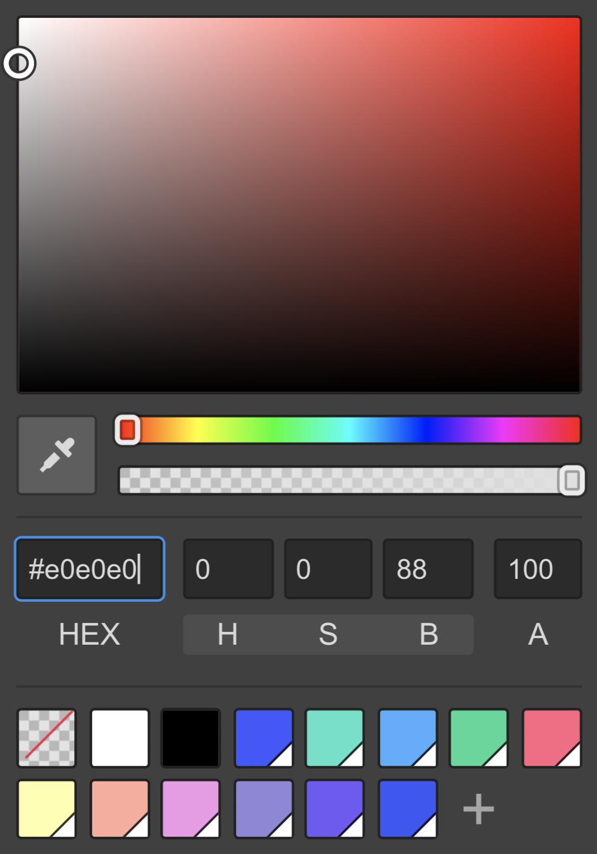 Color picker | Webflow University