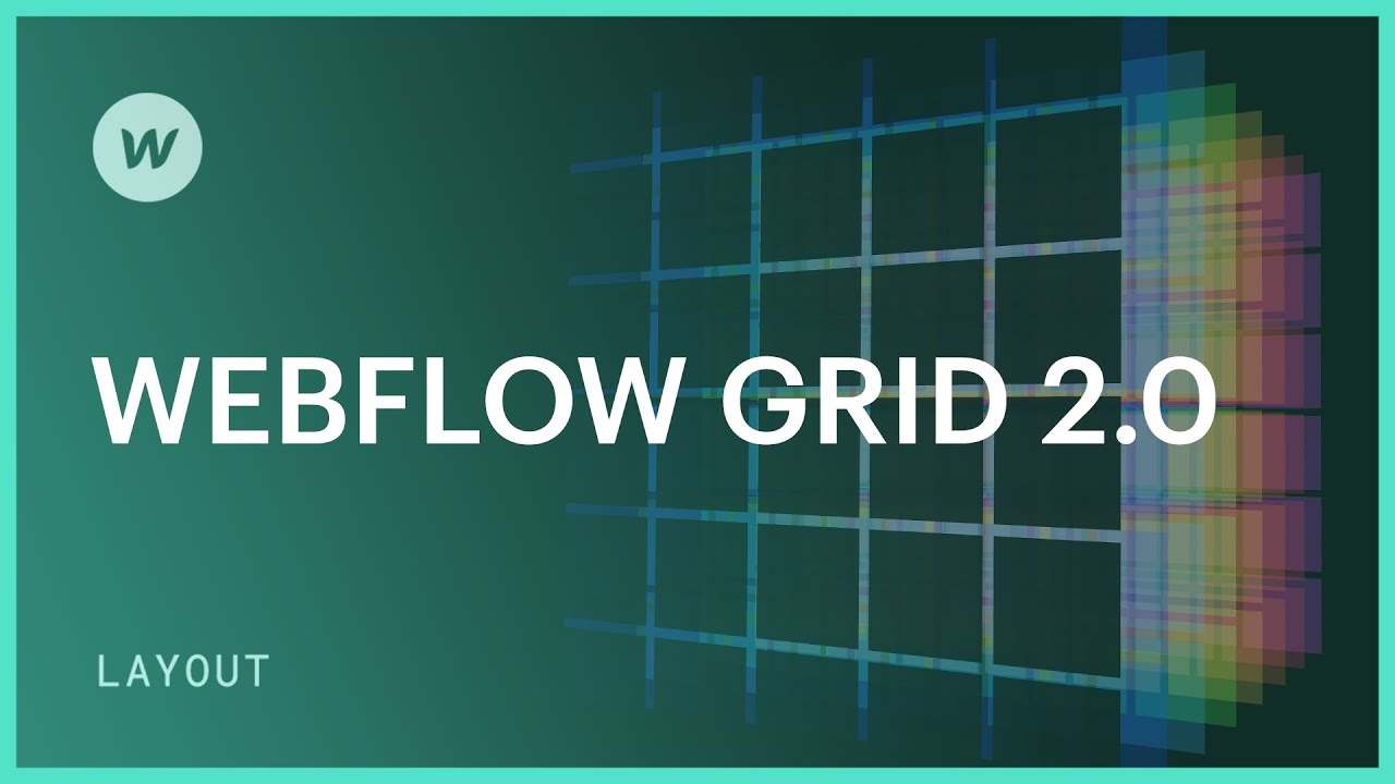 Grid 2.0 in Webflow