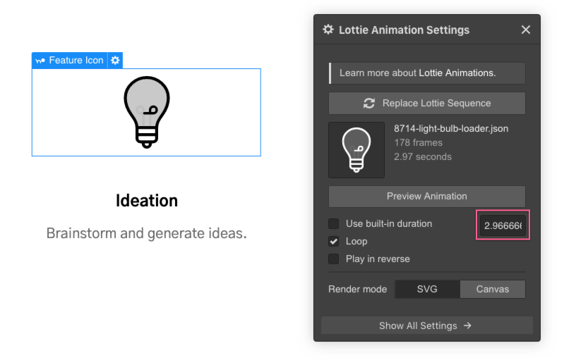 Embed After Effects and Lottie animations | Webflow University
