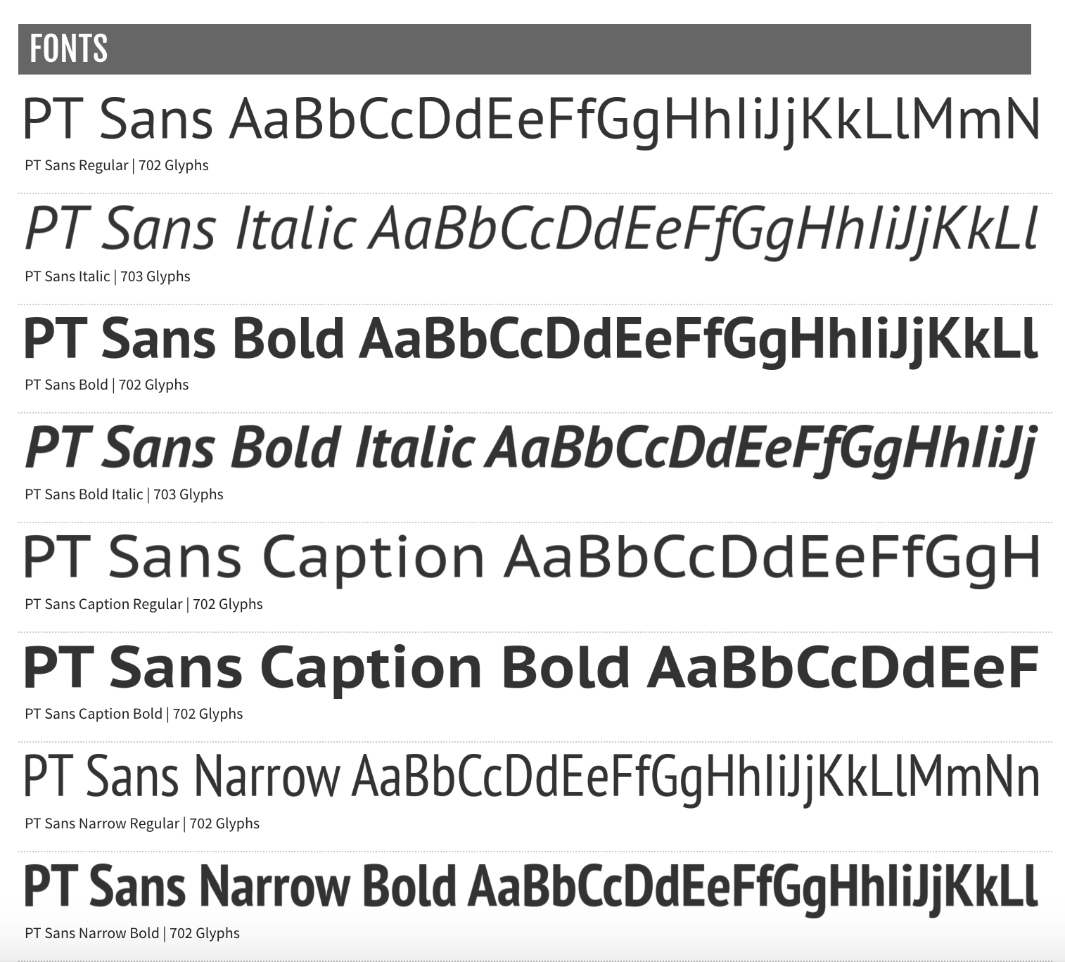 How to pick the right UI font | Webflow Blog