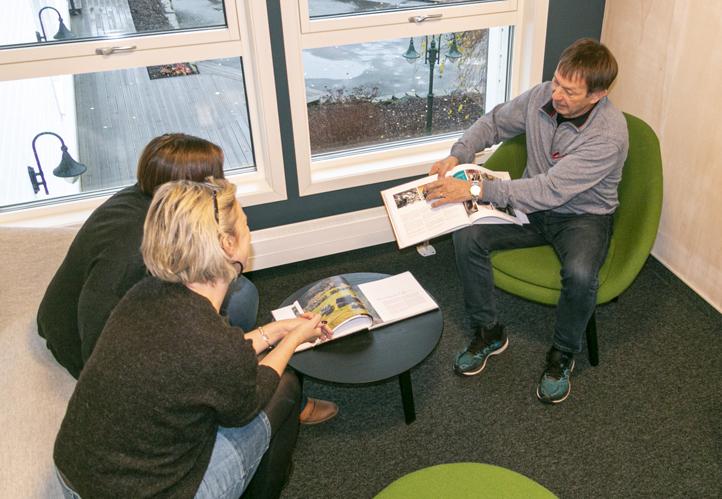 Omega Design og Jarle Tveit