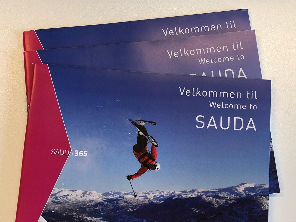 Bilde av brosjyren