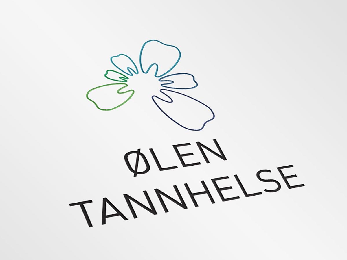 Mockup av logo
