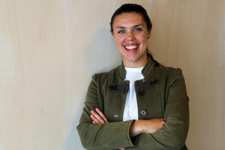 Inga Klokkerstuen Wangensteen startar ny jobb i Omega 365 Design