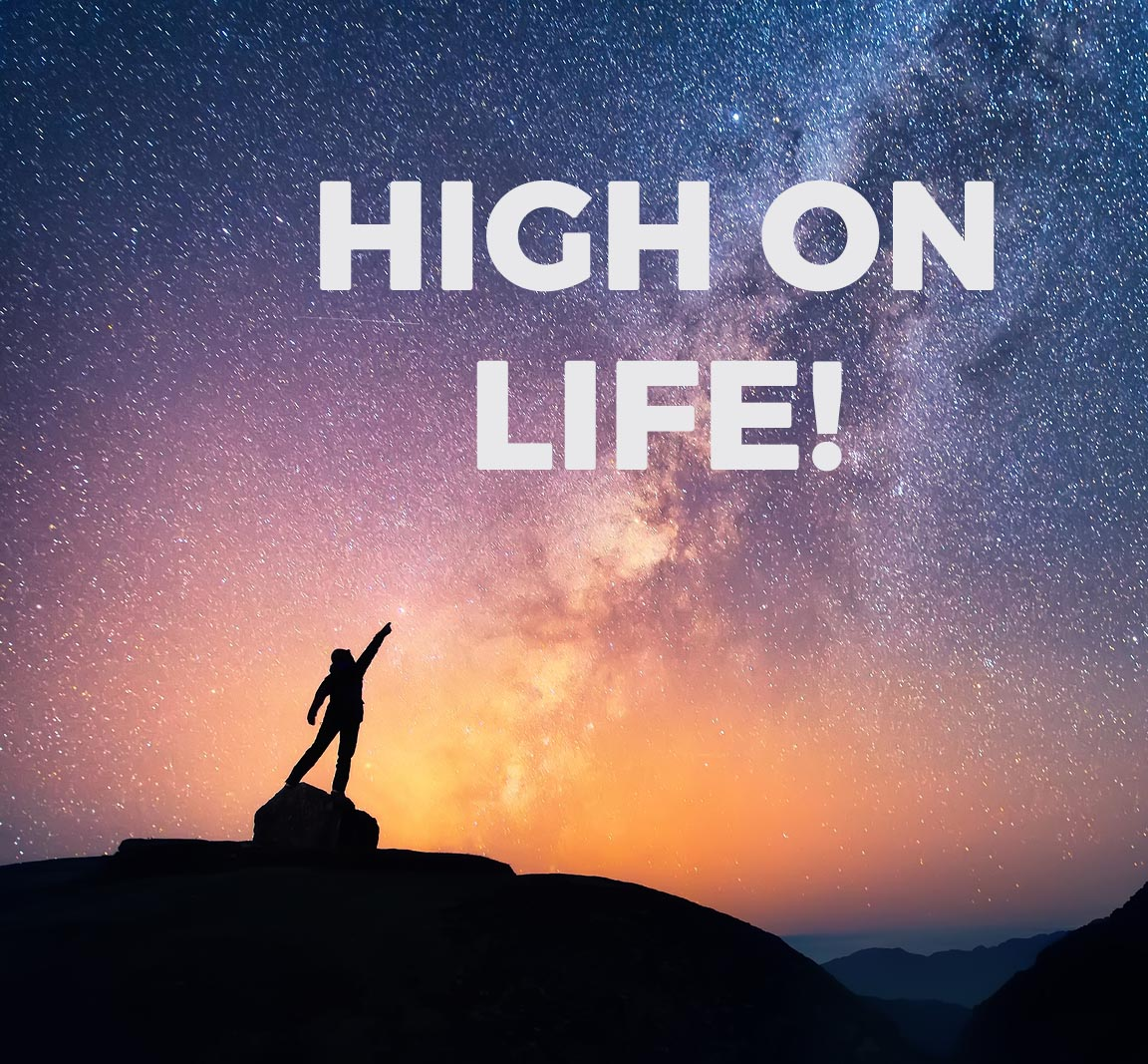 """Getting Back The """"Natural High"""""""