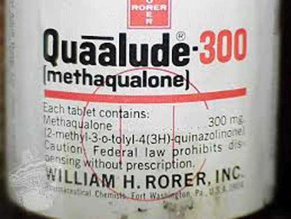 I saw Quaaludes in Wolf of Wall Street - What is it?