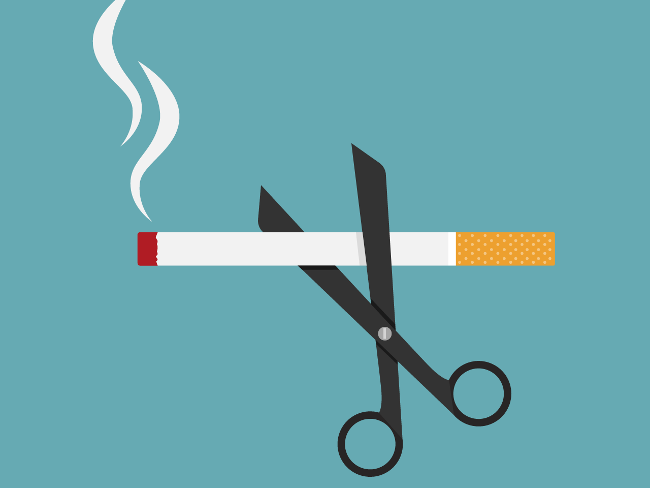 Tobacco! When smoking turns into a slippery habit for addicts