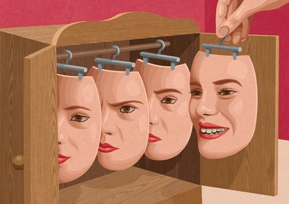 Addiction Coping Mechanisms Part 1 - The Masks We Wear