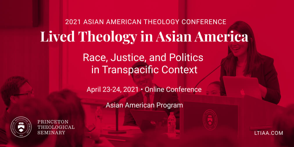 Promo for 2021 Asian American Theology Conference