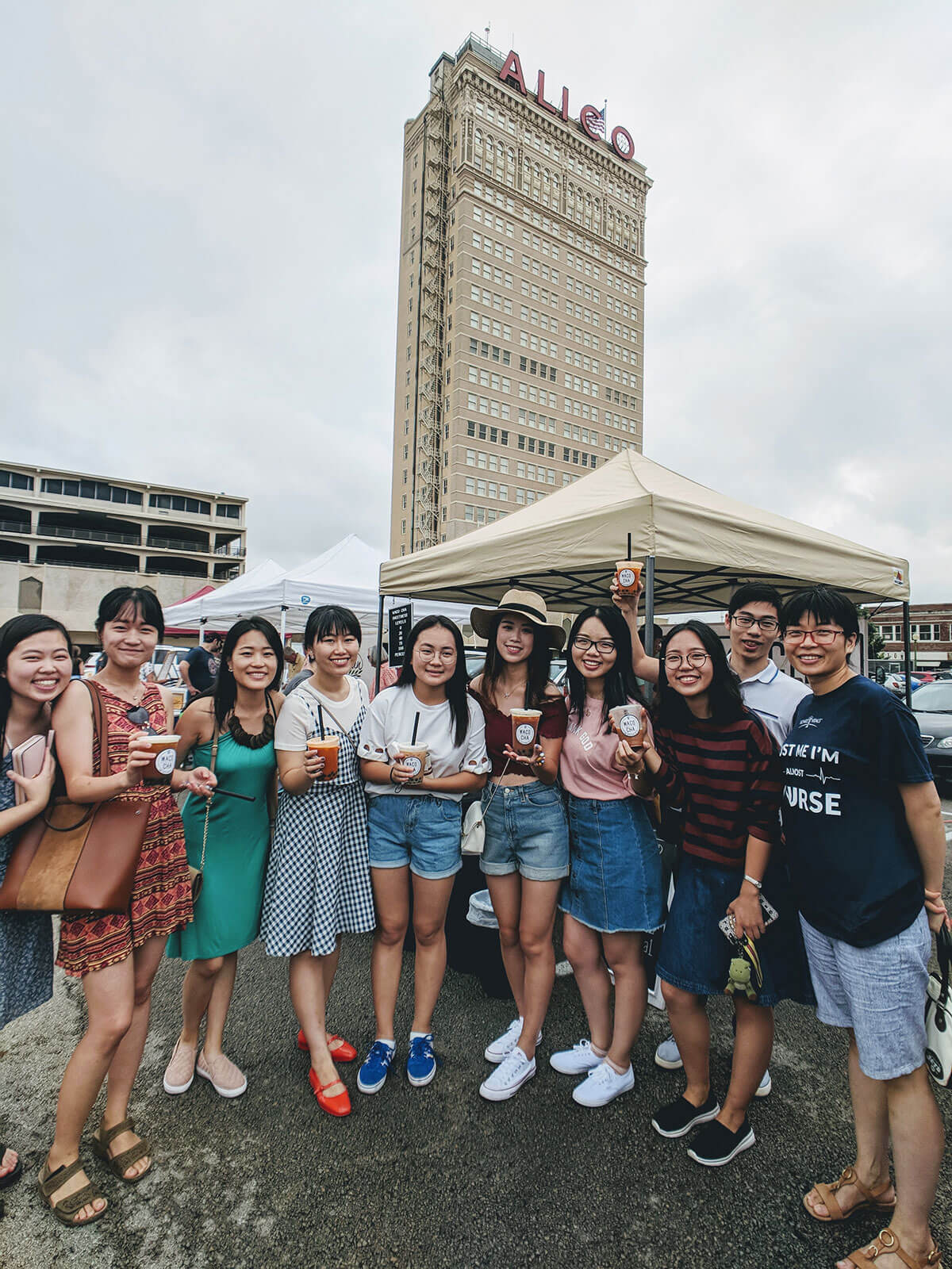 Building Community Through Boba Tea