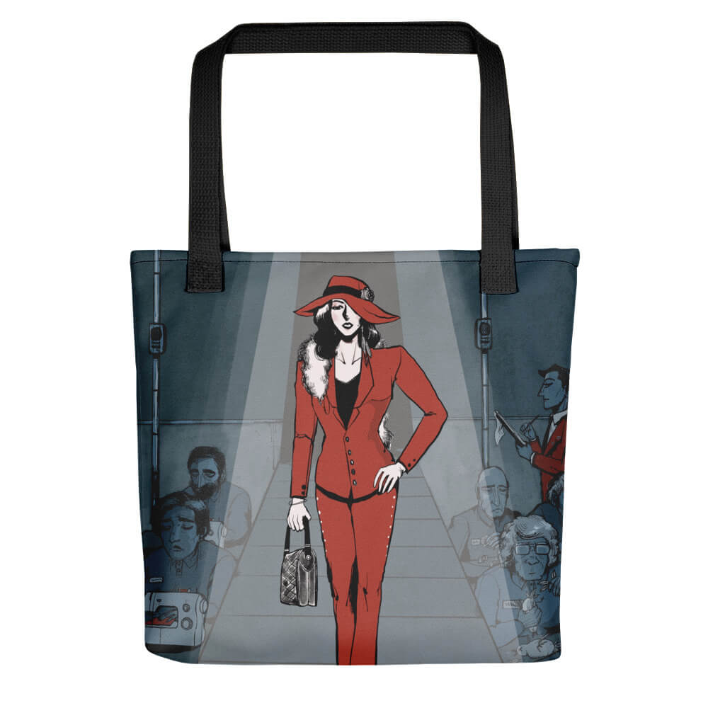 """Money, Money, Money"" Tote"