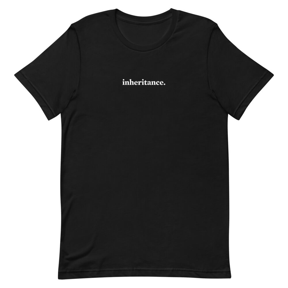 Inheritance Logo T-Shirt