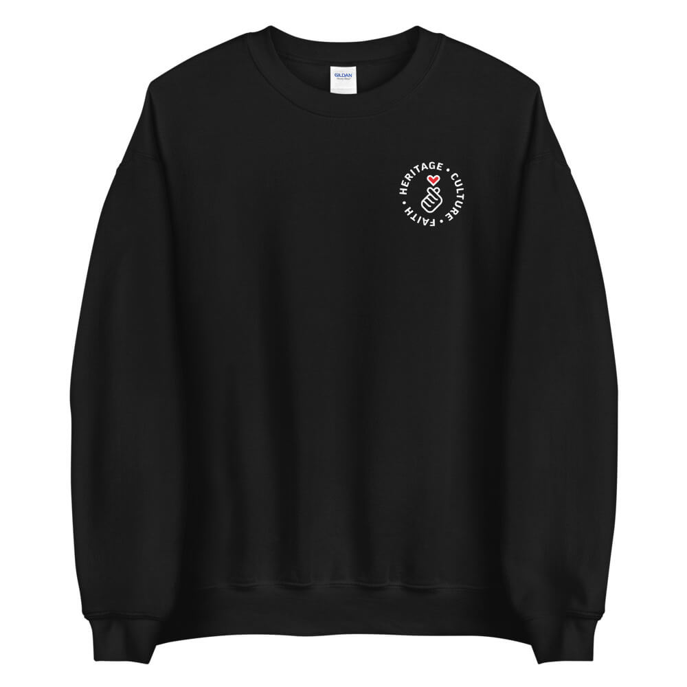 Kudos Sweatshirt (Black)