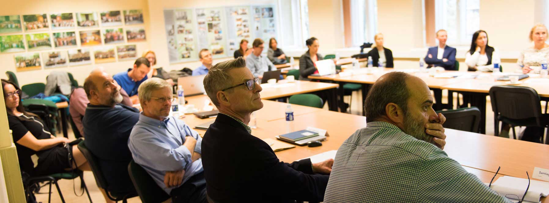 KTU Hosted ECIU Leadership Development Program