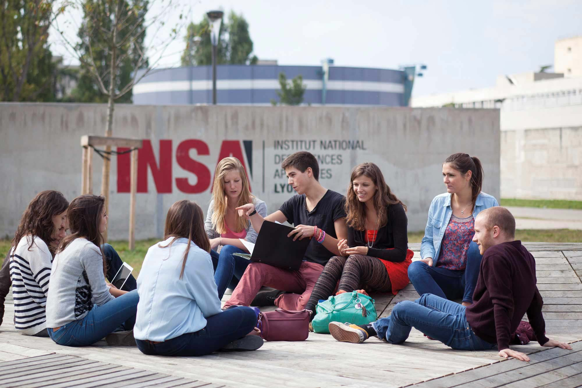INSA recognized as a full member of the ECIU University