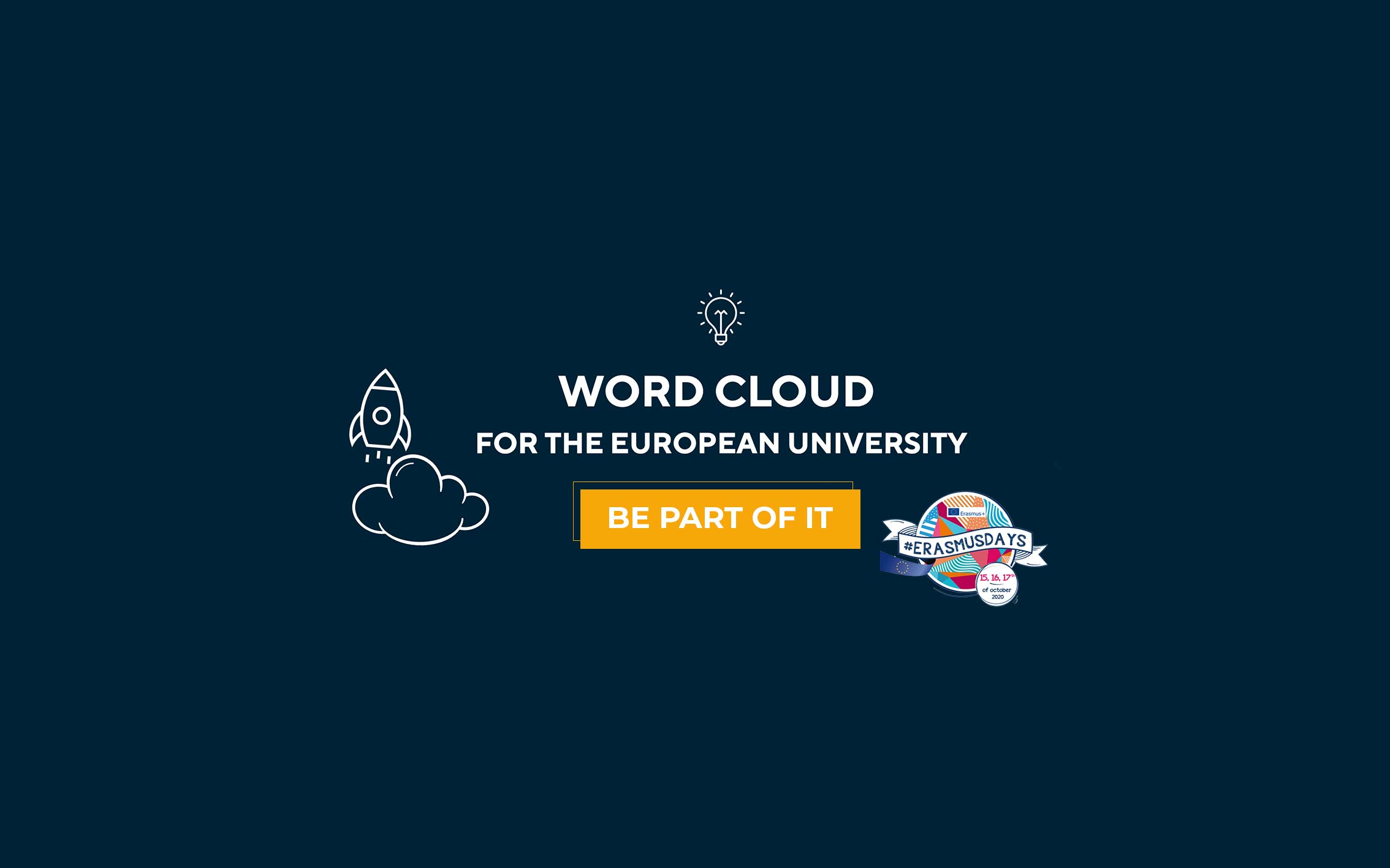What are the keywords for the European University of 2030?