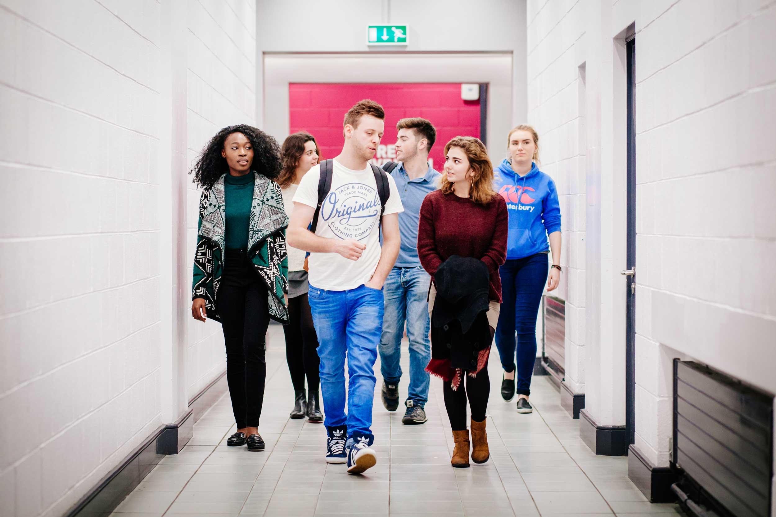 Dublin City University wins ECIU Team Award