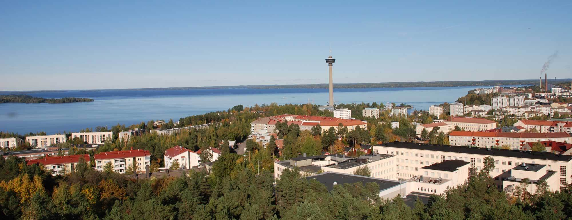Tampere University invites ECIU colleagues to staff week