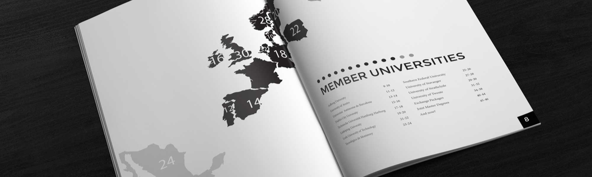 ECIU Student Exchange Brochure out now