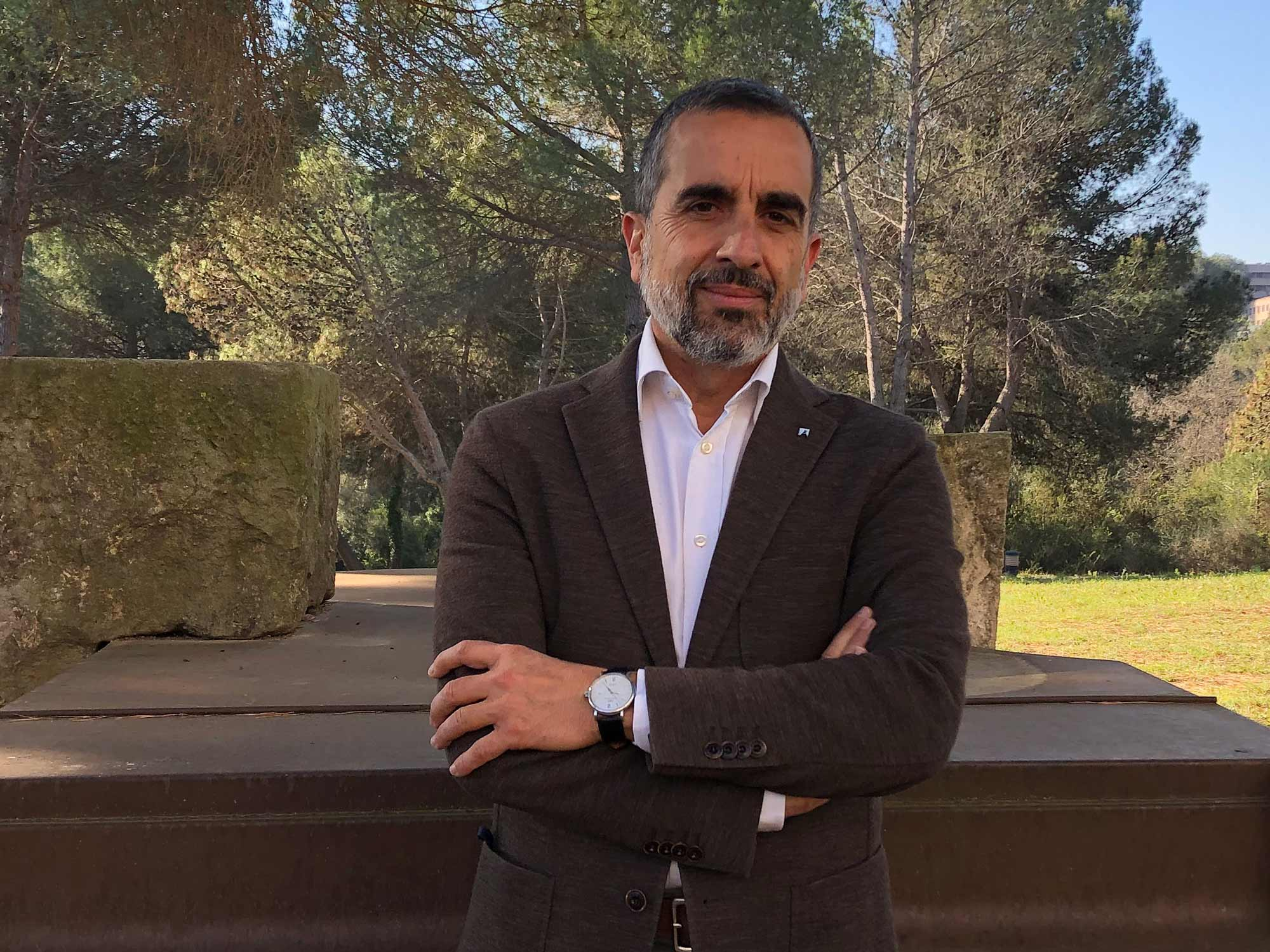 Màrius Martínez is the new president of the ECIU
