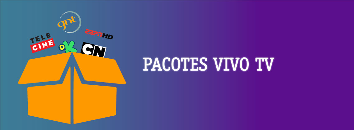 PACOTES VIVO TV
