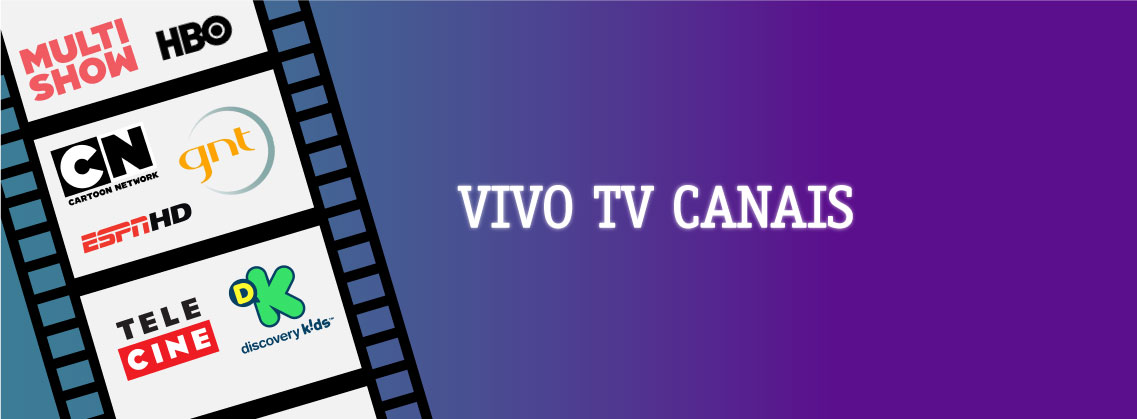 GRADE CANAIS VIVO TV