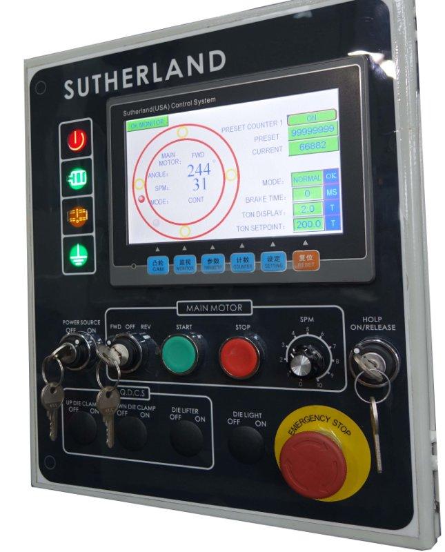 Sutherland I-PRESS