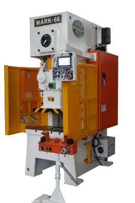 Single Poind Gap C Frame Mechanical Press
