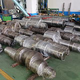 Forge Factory Eccentric Shafts