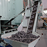 KNP Conveyor Type Part Loader