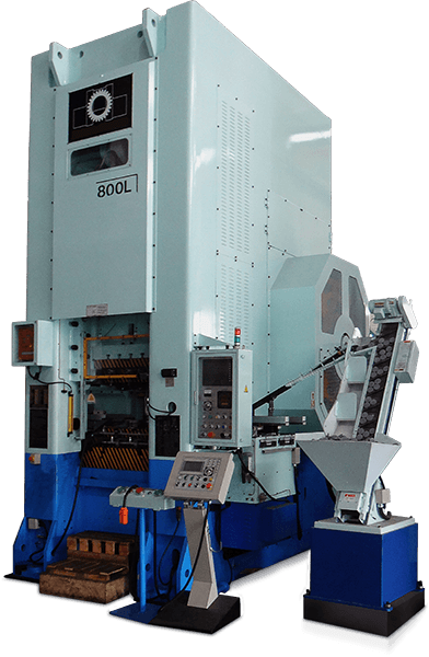 Sutherland KNP SERIES Cold Forge Press
