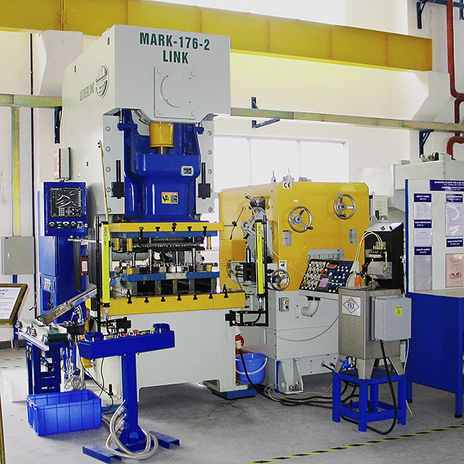 reliable gap frame mechanical press