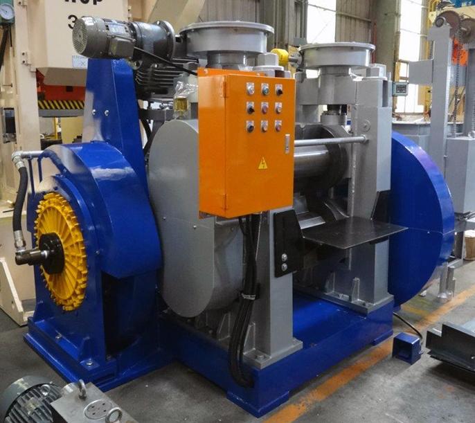 forge press rolling machine