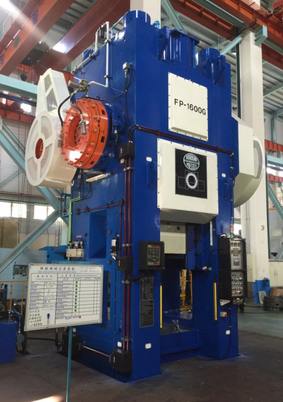1600 Ton Forge Press FPG Series