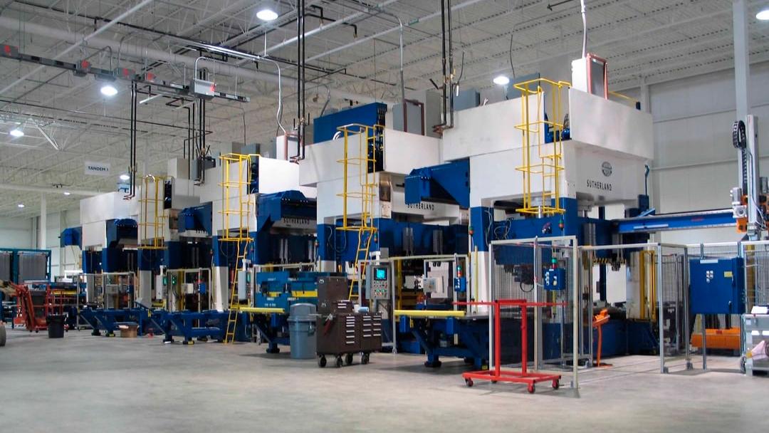 Servo Drive Hydraulic Presses