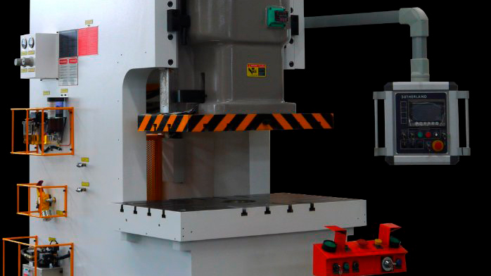 Sutherland Mark Series GEN II Gap Frame Presses
