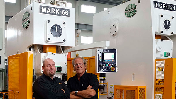 Metal Stamping Presses Financing