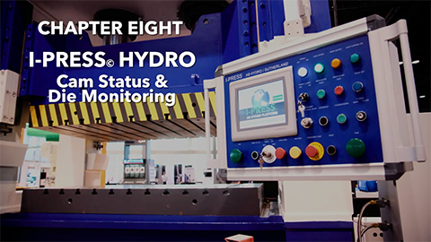 How Does a Hydraulic Stamping Press Machine Control Work?
